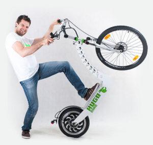 Elektrokoloběžky Hugo Bike